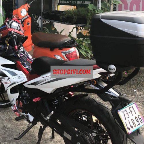 Baga chịu lực Givi HRV Exciter 150