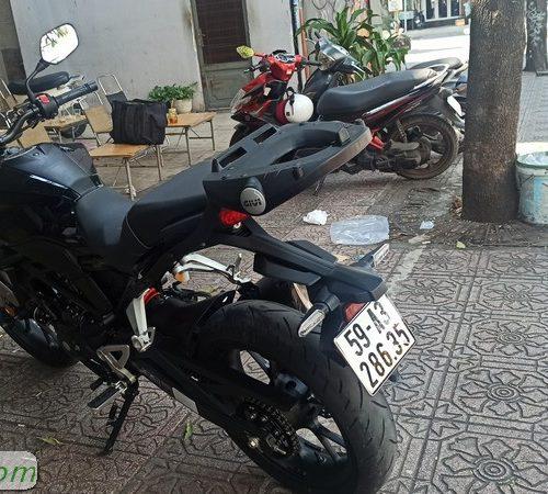 Baga SRV xe Honda CB300R